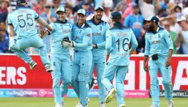England beat India in their ICC Cricket World Cup 2019 group match