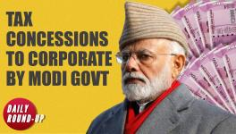 Tax Concessions to Corporate