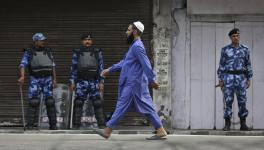 Eid in Kashmir muted