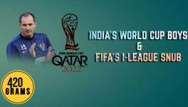 Indian football team for FIFA World Cup qualifiers