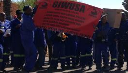 Glass industry Workers in South Africa Strike for Better Pay and Regularisation