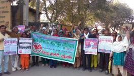 Haryana:  Forest Labourers  Struggling