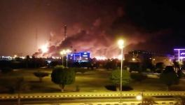 Saudi Aramco attacked