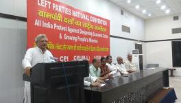 Left Parties Appeal in Joint Convention
