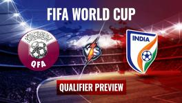 Qatar vs India FIFA World Cup qualifier football preview