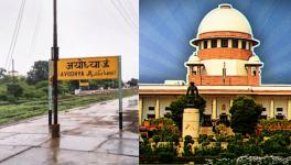 Ayodhya: SC Allows Muslim Parties