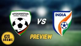 Afghanistan vs India FIFA World Cup qualifier football match preview
