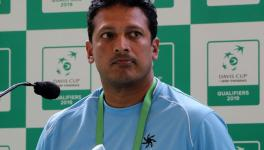 Mahesh Bhupathi said he does not mind being fired as the Indian Davis Cup captain but refused to accept the All India Tennis Association's allegation that he refused national duty.