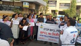 Unions Protest Privatisation of PSUs, To Strike On November 28