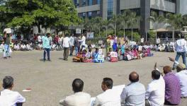 After 52-Day Strike, TSRTC Workers Detained When They Went to Rejoin Work