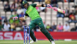 South Africa at Cricket World Cup