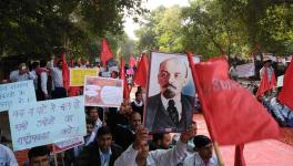 Thousands of Manesar Auto Workers Rally Against Privatisation, Contractualisation