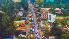 Thousands of Youths in Kerala