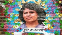Berta Cáceres, who was in the forefront of opposition to the controversial Agua Zarca hydroelectric project, was assassinated on March 2, 2016.