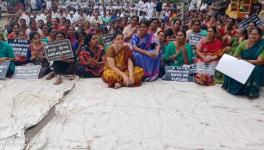 Amaravati Farmers' Protest Against Capital Relocation Enters 24th day