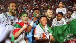 Mohun Bagan, the 2019-20 I-League champions