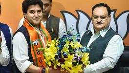 MP: Jyotiraditya Scindia Joins BJP