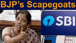 'Ms Sitharaman, Don't Blame Banks