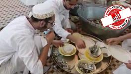Old, unrelated video shared as Muslims licking utensils to spread coronavirus infection