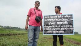 Bangladesh journalist goes missing