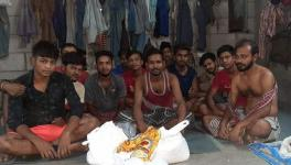 70 thousand bengali migrant workers stranded due to COVID-19 lockdown in India