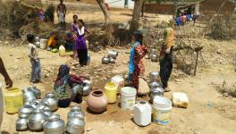 Water crisis in Bundelkhand, India