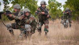 compulsory service in armed forces in India?