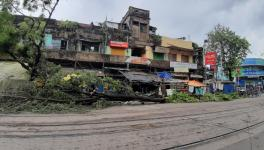 Politics in the aftermath of supercyclone Amphan in West Bengal
