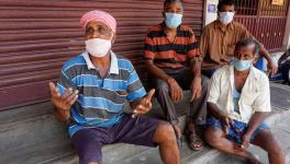 Migrant workers' suffer due to lockdown in India to contain COVID-19 outbreak