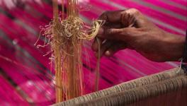 Uttar Pradesh weavers suffer due to COVID-19 lockdown in India