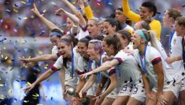 US Women's national team at the FIFA Women's World Cup