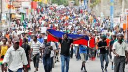 People in Haiti demand President Jovenel Moïse's resignation over mismanagement of pandemic