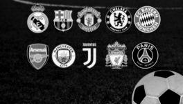 Big European football clubs