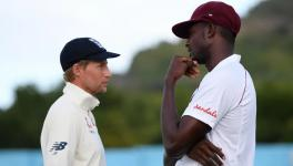 England vs West Indies Test cricket series 2020 (skipper Joe Root and Jason Holder)