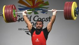 Weightlifter Pardeep Singh Found Guilty