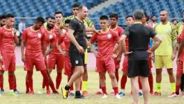 Indian football team coach Igor Stimac wants camp in Europe