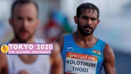 Indian race walker KT Irfan keen on a good showing at the Tokyo Olympic Games in 2021.