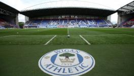 Wigan Athletic go under administration