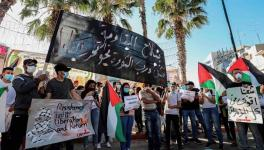 global protests against Israel's annexation plan