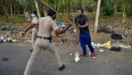 Police Brutalities in Garb of COVID-19