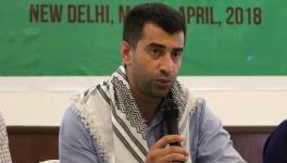 Mahmoud Nawajaa, general coordinator of the Palestinian Boycott, Divestment and Sanctions (BDS)