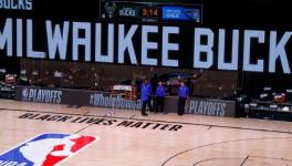 Milwaukee Bucks boycott NBA playoff in protest of shooting of Jacob Blake
