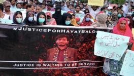 Rights groups demand justice for murdered Baloch student