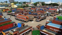 MP Truck Operators Announce 3-day Strike Against Tax