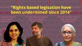 'Rights Based Legislation Have Been Undermined Since 2014'