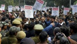 DU Teachers Unpaid for 5 Months, Demand Basic Right of Salary from Delhi Govt