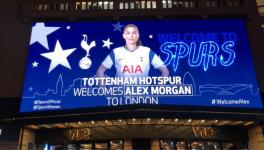 Tottenham Hotspur's signing of US striker Alex Morgan may be the highest profile signing the WSL has seen this season, and a real coup for the club. (Picture courtesy: RxnRoxy/Twitter)