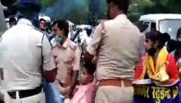 Bihar police lathi-charged at protesting students