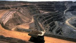 Commercial mining in India