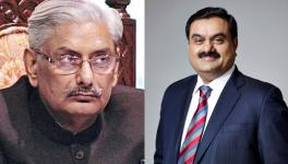 Justice Arun Mishra and Adani